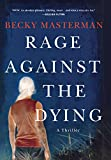 Mystery Book Cover: Rage Against the Dying