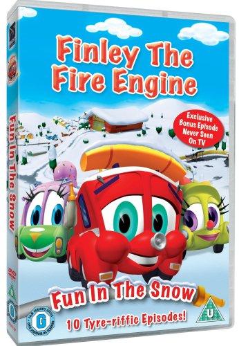 Finley The Fire Engine: Fun In The Snow [Edizione: Regno Unito] [Reino Unido] [DVD]