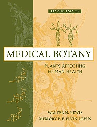 Medical Botany: Plants Affecting Human Health