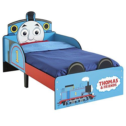 Worlds Apart 506TNK01EM  Thomas die kleine Lokomotive KinderBett, 143 x 77 cm