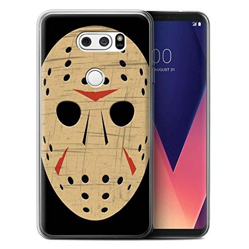Stuff4 VAR LG V30/V30+ Jason Vorhees masker geïnspireerd