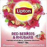 Lipton Früchtetee 20 Pyramidenteebeutel