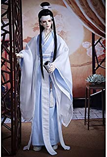中国ドラマ『陳情令(The Untamed)』 原作『魔道祖師』藍忘機 王一博 中国グッズ キャラクターBJDドール 人形 70cm 1/3 BJD DOLL