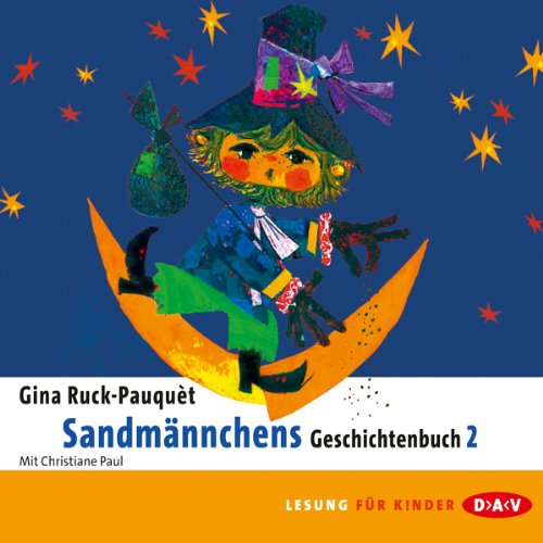 Sandmännchens Geschichtenbuch 2 Titelbild