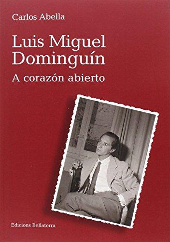LUIS MIGUEL DOMINGUÍN A CORAZÓN ABIERTO (Muletazos)