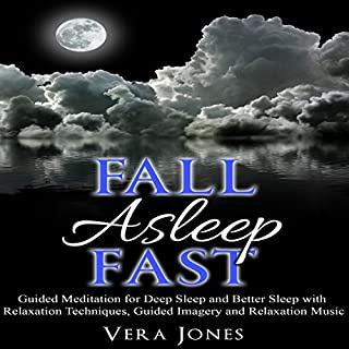 Fall Asleep Fast audiobook cover art
