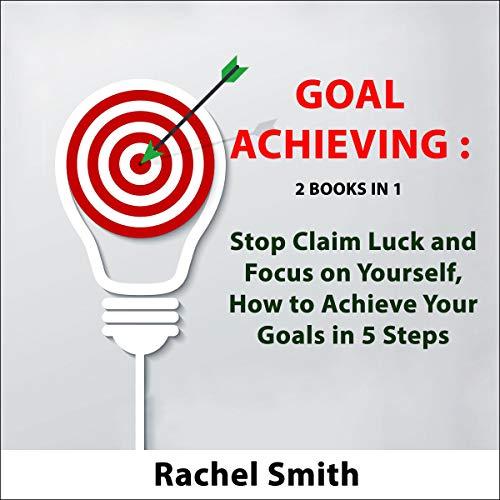 Goal Achieving audiobook cover art