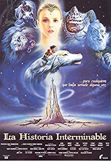 27 x 40 The Neverending Story Movie Poster by Movie Posters