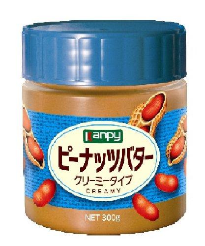 ピーナッツバタークリーミー300g