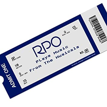 Rpo - Songs From The Musicals