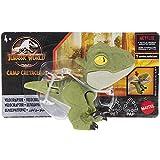 Jurassic World Velociraptor Charlie Snap Squad Camp Cretaceous Netflix 4+ Mattel