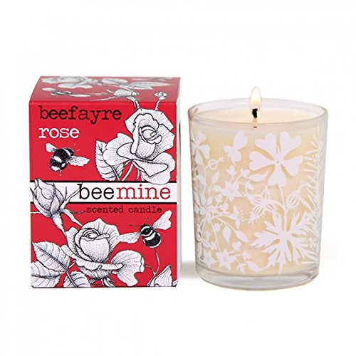Maia Gifts Bee Mina Scented Rosa Small votiva Candle