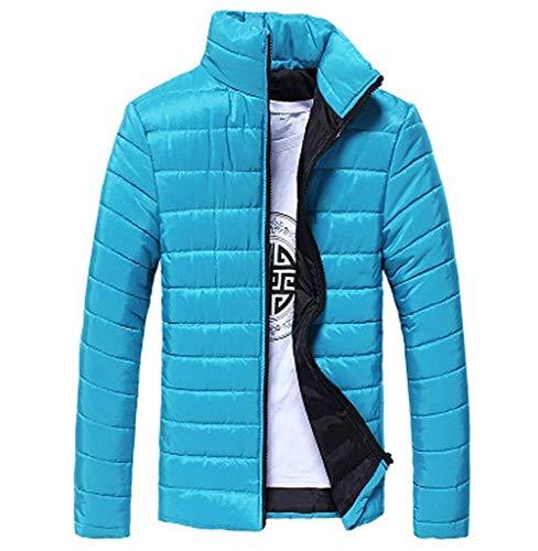 Herenovergangsjack herenjack winterjack gewatteerde jas sweatjas winterjas gewatteerde jas warm modieuze jas mantel aanbiedingen