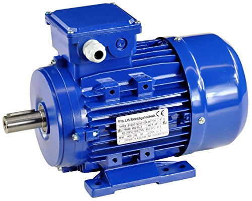 Pro-Lift-Montagetechnik 1,5kW Elektromotor 380V, 1425U/min, B3, 00403