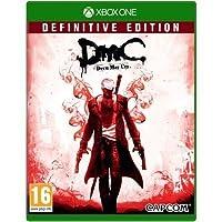 Devil May Cry: DMC Definitive Edition (Xbox One) (輸入版)