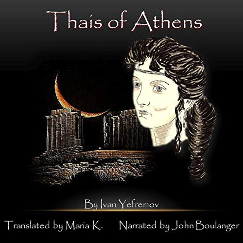Thais of Athens audiobook cover art