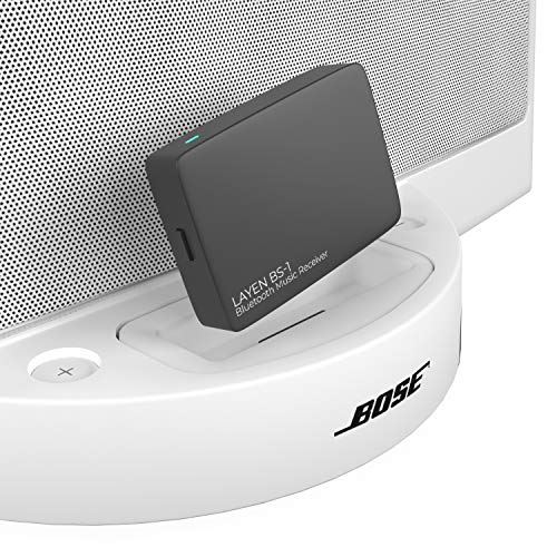 LAYEN BS-1 Adaptador de Audio del Receptor Bluetooth Dongle para Bose SoundDock Series 1