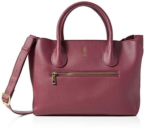 FLY London Damen ASUS700FLY Handtasche, Burgund, One Size