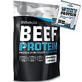 BioTech USA Beef Protein Schokolade-Kokos + 25g Whey Protein -