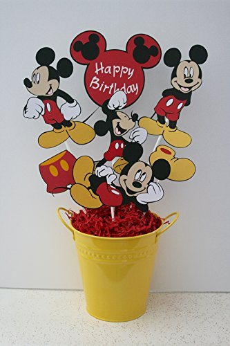 Large Mickey Mouse Centerpiece