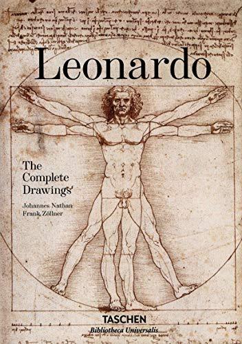 Leonardo da Vinci: The Graphic Work (Bibliotheca Universalis)