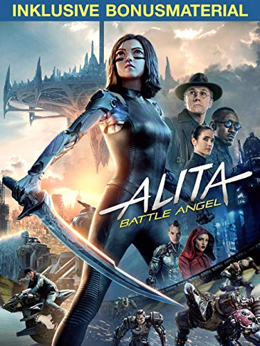 Alita: Battle Angel (inkl. Bonusmaterial)