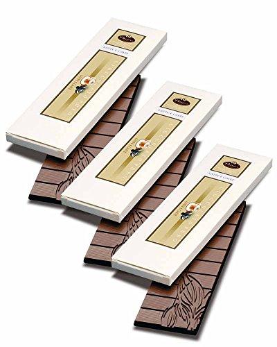 Vannucci Tavolette di Cioccolato, Latte e Caffè -  Confezione 6 pezzi da 100g