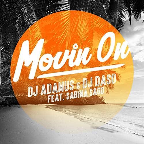 DJ Adamus & DJ Daso feat. Sago