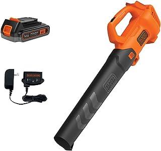 beyond por BLACK+DECKER 20V MAX - Ventilador de hoja - Kit de ventilador de hoja - Axial, batería y cargador incluido - Herramientas de césped (número de modelo: BCBL700D1AEV)