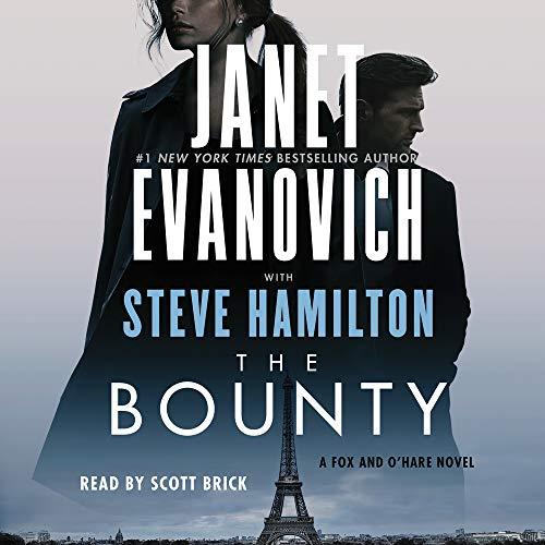 The Bounty Audiobook By Janet Evanovich, Steve Hamilton cover art