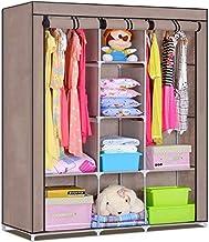 Safari Portable Closet Organizer with 3 Sections