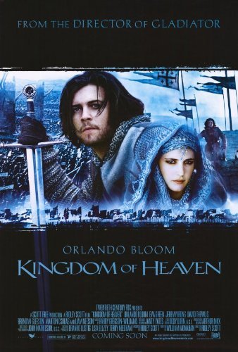 Kingdom of Heaven Poster Movie (27 x 40 Inches - 69cm x 102cm) (2005) (Style C)