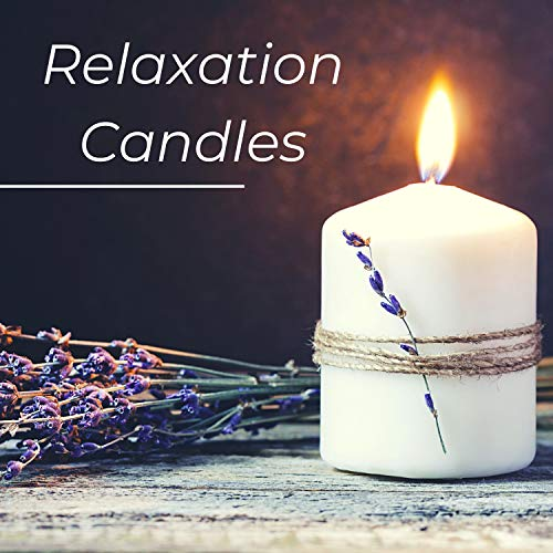 Relaxation Candles - Realxing Music for Aromatherapy, Spa, Massage with Essential Oil for Stress Relief Relaxation, Gifts for Women
