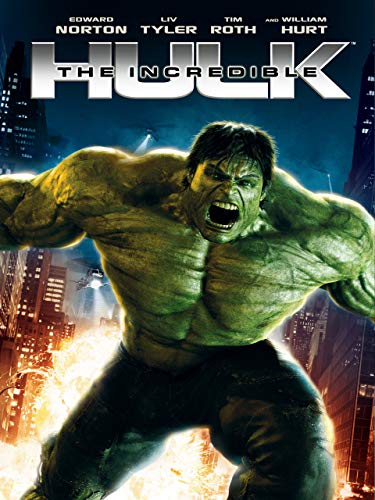 The Incredible Hulk (4K UHD)
