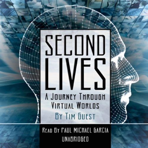 Second Lives audiobook cover art