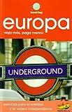 (1) Europa - 2005 - guia travel bug interrail