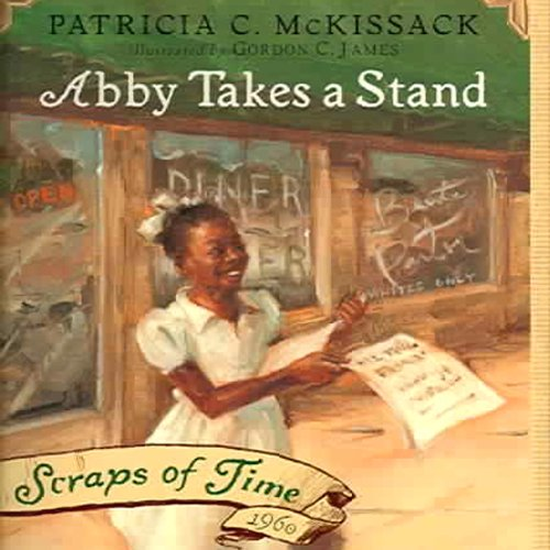 Abby Takes a Stand audiobook cover art