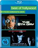 The 6th Day/Terminator 3 - Rebellion der Maschinen - Best of Hollywood/2 Movie Collector's Pack [Alemania] [Blu-ray]