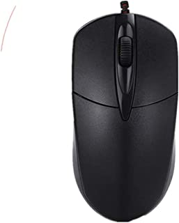 Eagangel USB Heated Hand Warmer Mouse,Heated Mouse, Warm Computer Mouse, Heated Computer Mouse (Black) Perfect Winter Gift for Festival,Christmas