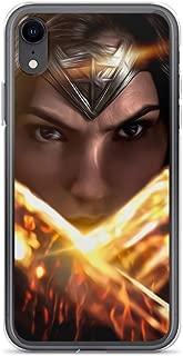 iPhone Xs Max Anti-Scratch Shockproof Clear Case New Wonderwoman