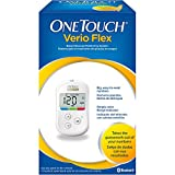 OneTouch Verio Flex Blood Glucose Monitoring System, Pack of 2
