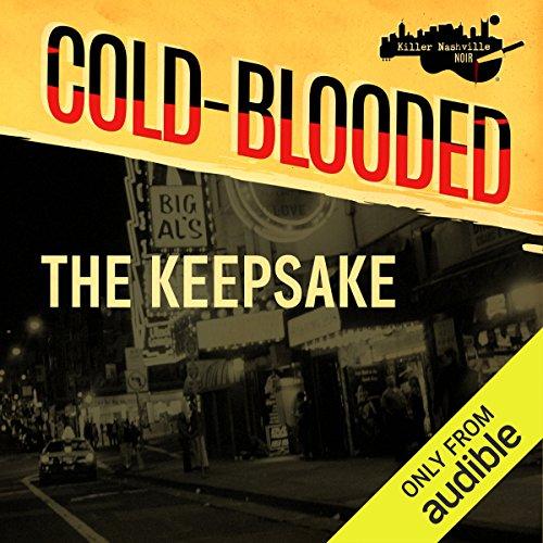 The Keepsake audiobook cover art