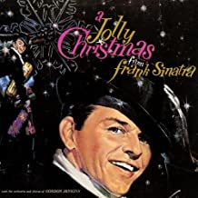 A Jolly Christmas from Frank Sinatra by Frank Sinatra [Music CD]