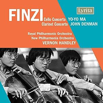 Finzi: Cello Concerto, Op. 40 & Clarinet Concerto, Op. 31