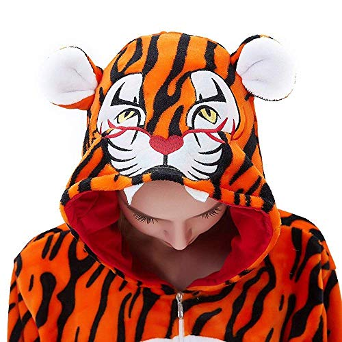 ABYED Pijama Animal Entero Unisex para Adultos Niños con