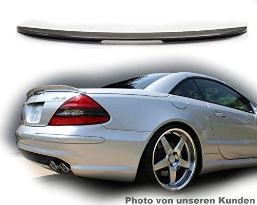 Car-Tuning24 51236817 wie AMG SL R230 SPOILER Roadster HECKFLÜGEL Tuning AMG Typ A LIP * SCHWARZ 197