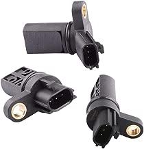 MOSTPLUS 2PCS Engine Crankshaft Position Sensor And 1 x Camshaft Position Sensor Set for Infiniti Nissan Altima Replace 23731AL60C 23731AL61A 237316J90B