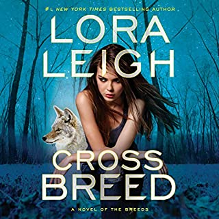 Cross Breed audiobook cover art