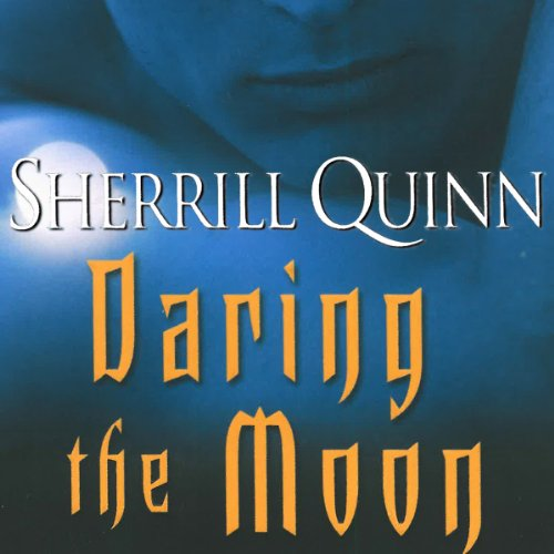 Daring the Moon audiobook cover art