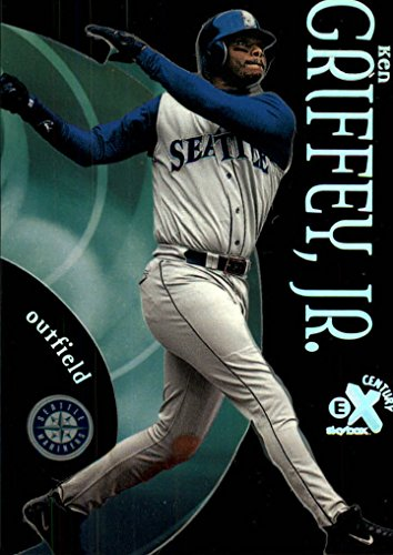 1999 E-X Century #17 Ken Griffey Jr. -